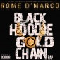 Rome D'Marco – Black Hoodie Gold Chain