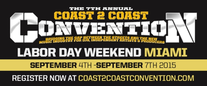 Press Release:  Coast 2 Coast has released the final schedule for their 2015 Labor Day Conference