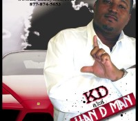 Featured DeeJay:  KD Han D Man