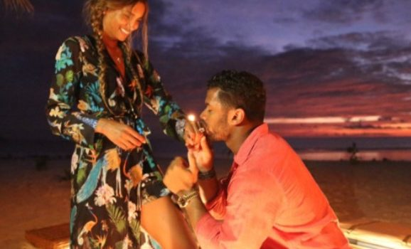 It's official Ciara and Seattle Seahawks Quarterback Russell Wilson are engaged