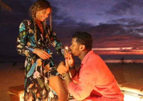 Ciara & Russell Wilson engaged