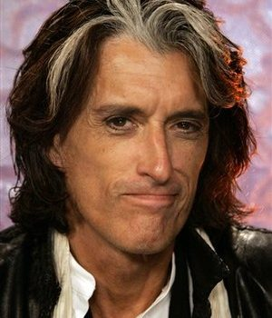 Aerosmith's Joe Perry is during better after collapsing