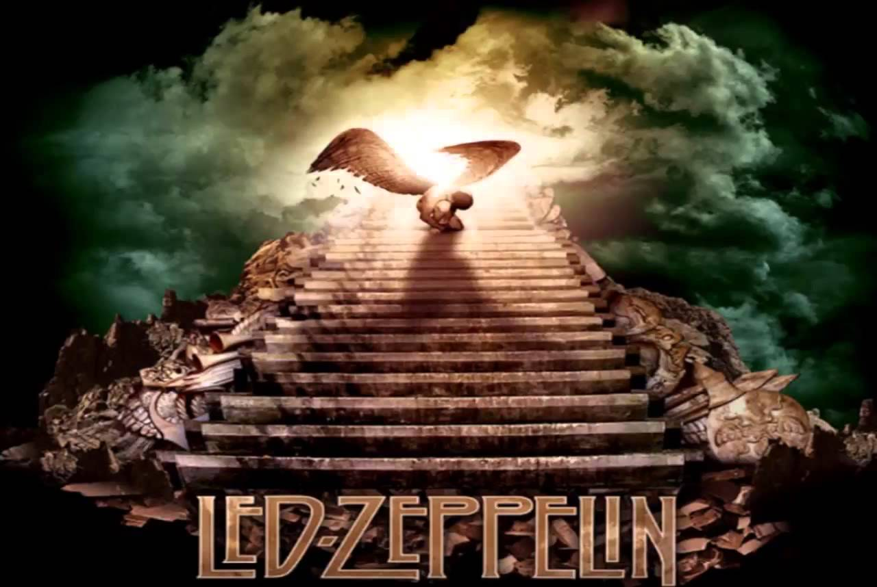 Led Zepplin, Stairway to Heaven, Pure Truth LLC, #PureTruthLLC, #PT, Pure Truth, #PureTruth