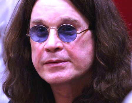 Ozzy Osbourne admits his addiction