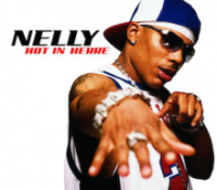 Rapper Nelly getting hit by the IRS