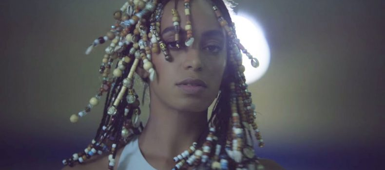 Solange Knowles now has a number one album