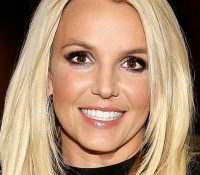 Britney Spears encountered a wardrobe malfunction