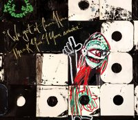 A Tribe Called Quest's new album rising up the charts