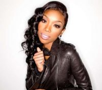 Soul Train honored Brandy and Teddy Riley