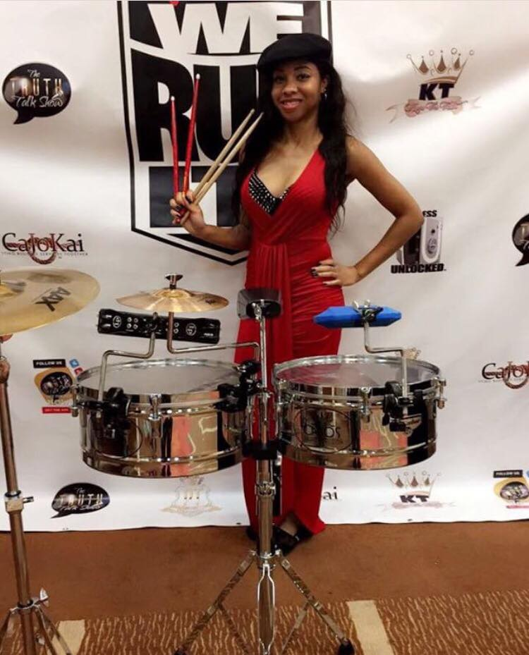 #CaJoKaiWeRunItConference, CaJoKai We Run It! Conference, #ChanelBracy, Chanel Bracy, #Puretruthllc, #puretruthllc, #Dallas, Dallas, texas, percussionist