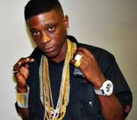 Boosie's brother arrested for stealing the rapper's money