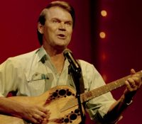 Musician and actor Glen Campbell has died