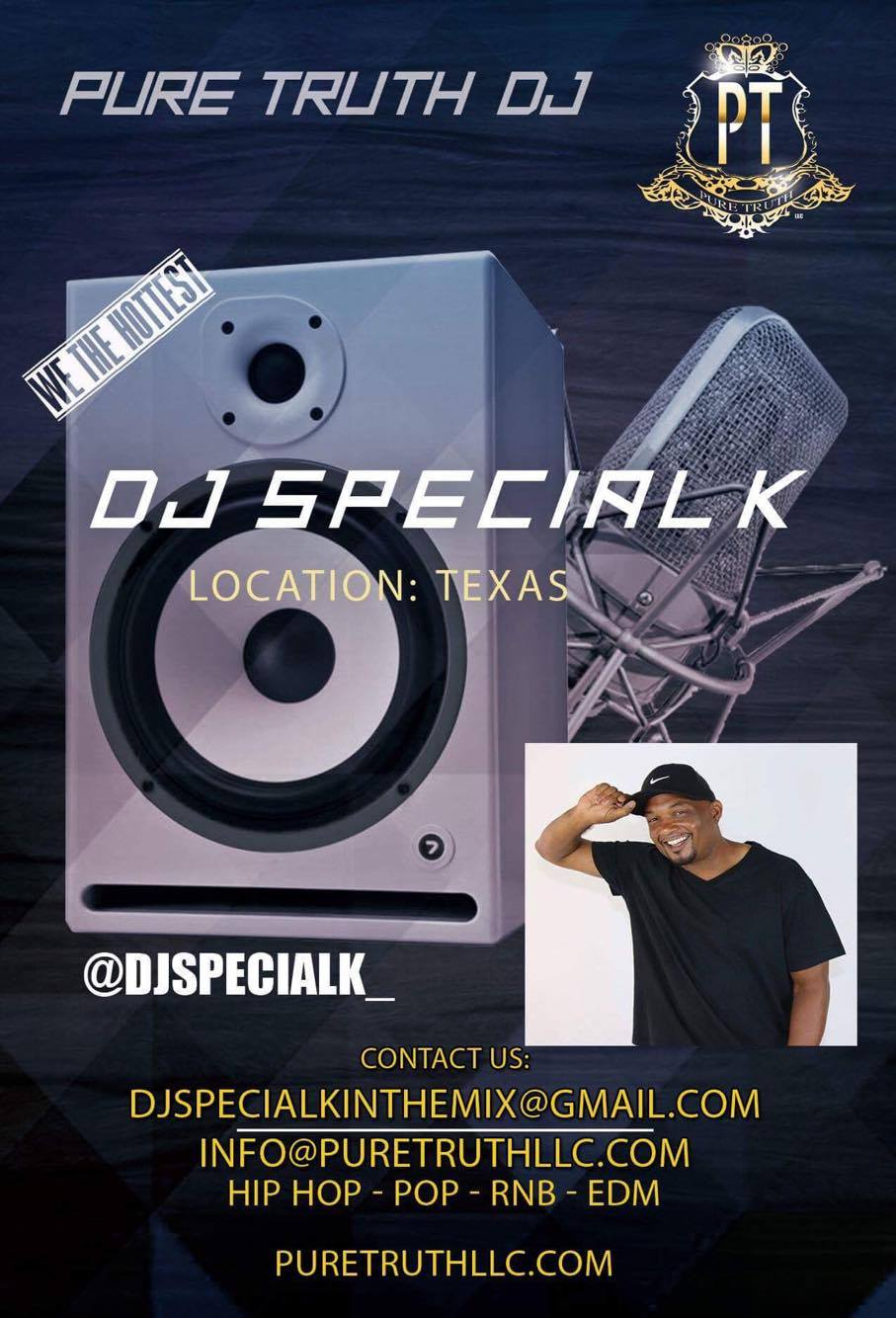 Pure Truth DJ Special K