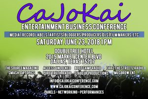 CaJoKai We Run It!-June 23, 2018-Dallas, Texas