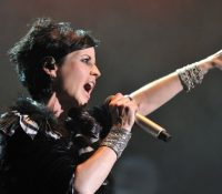 Dolores O'Riordan the lead singer of the Cranberries, has died
