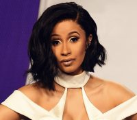 Cardi B has given birth
