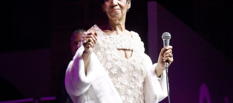 Aretha Franklin has passed away