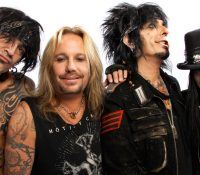 Mötley Crüe reunion is under way