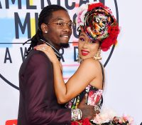 Cardi B announce she is no longer with Offset