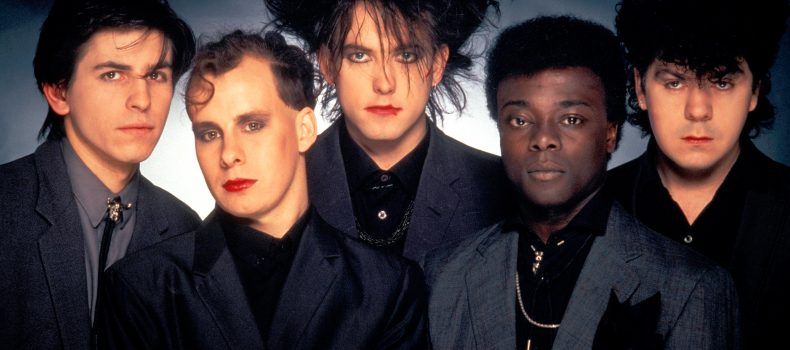 Former The Cure drummer Andy Anderson, has died