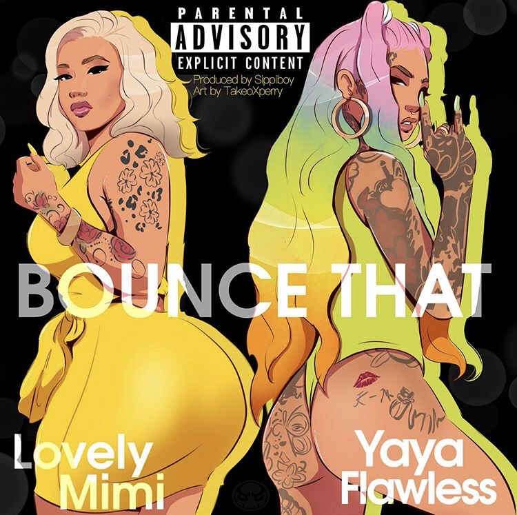 Lovely Mimi – Bounce That feat. YaYa