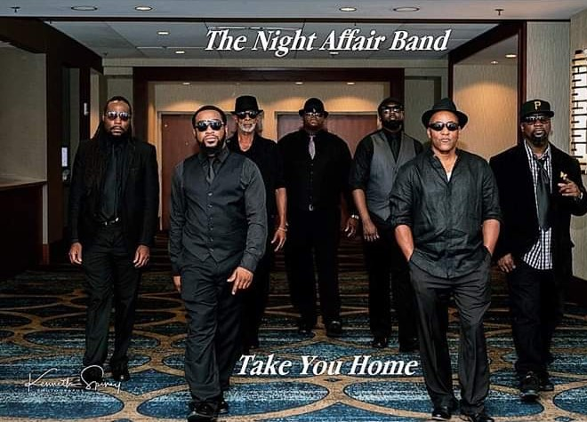 The Night Affair Band – Liquor House Party